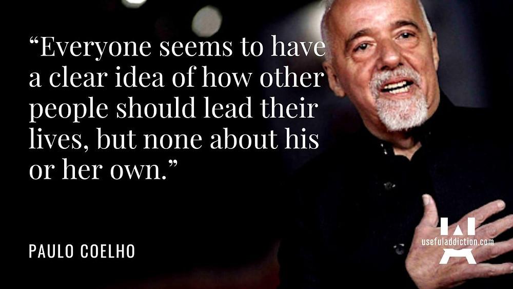 Paulo Coelho The Alchemist Quotes