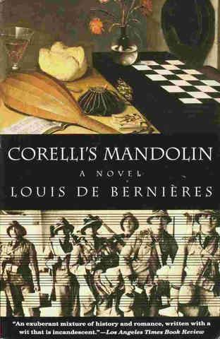 Corelli's Mandolin by Louis de Bernieres