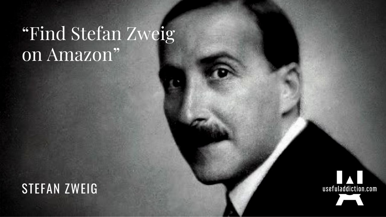 Stefan Zweig Quotes