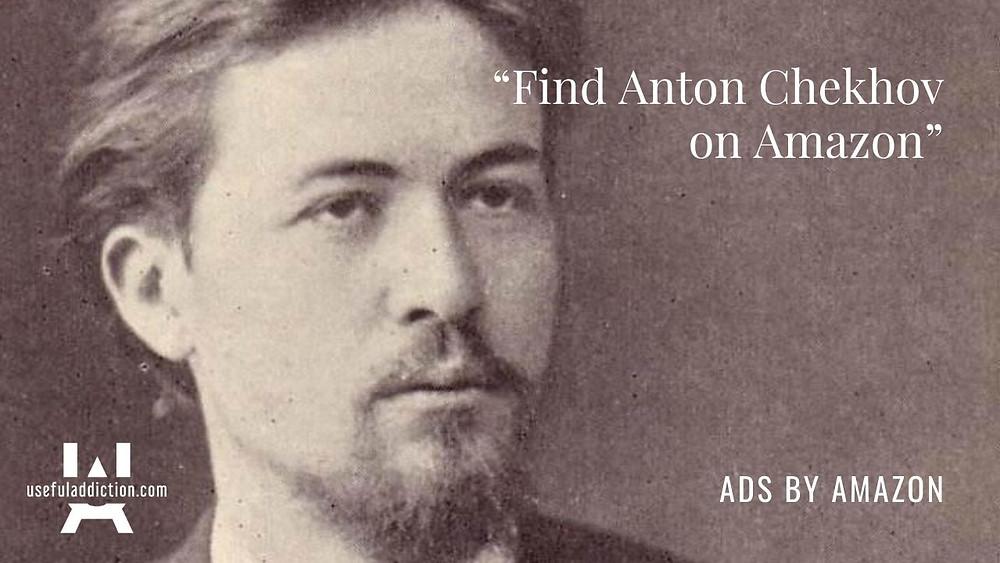 Anton Chekhov Amazon