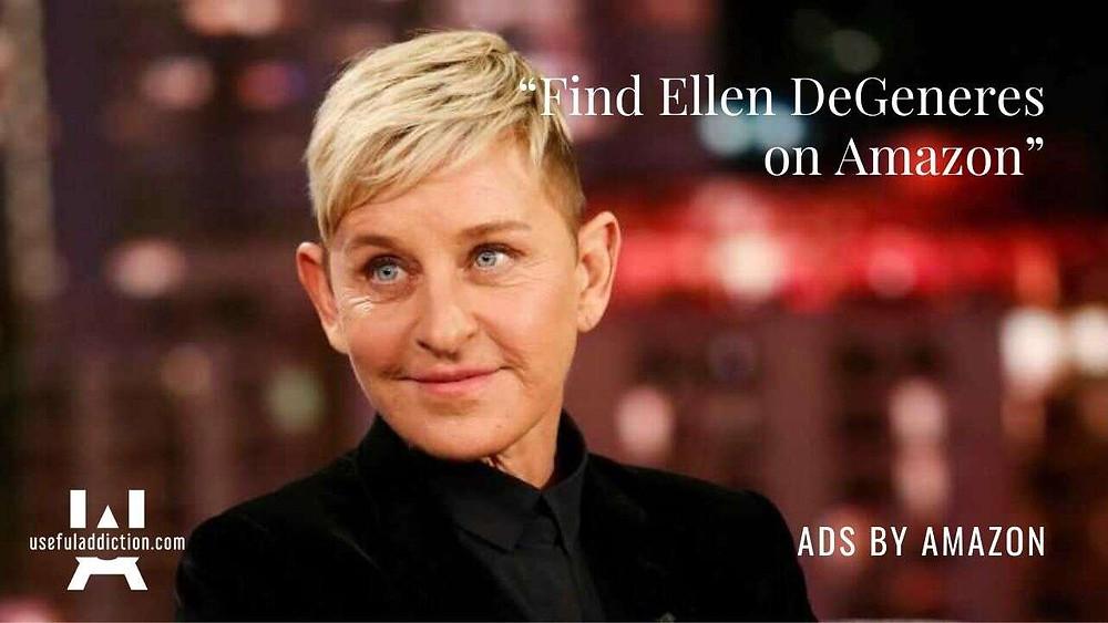 Ellen DeGeneres Amazon