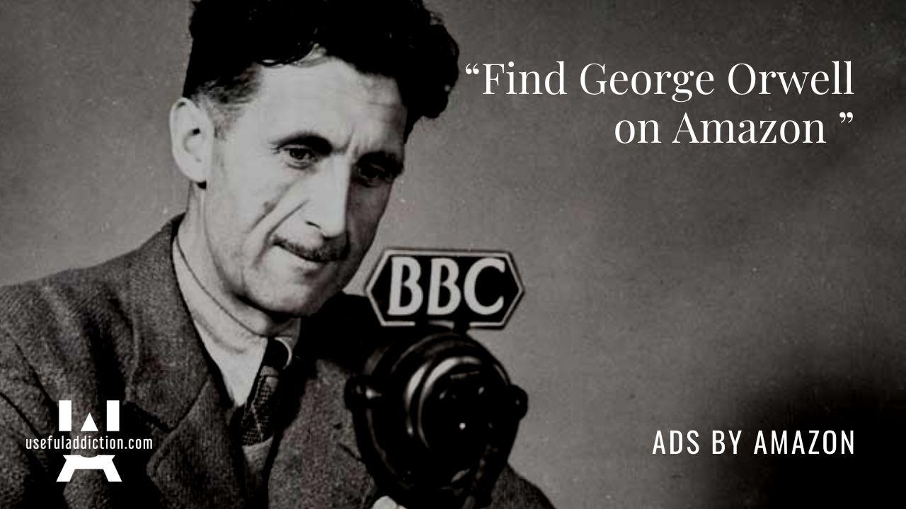 George Orwell Amazon