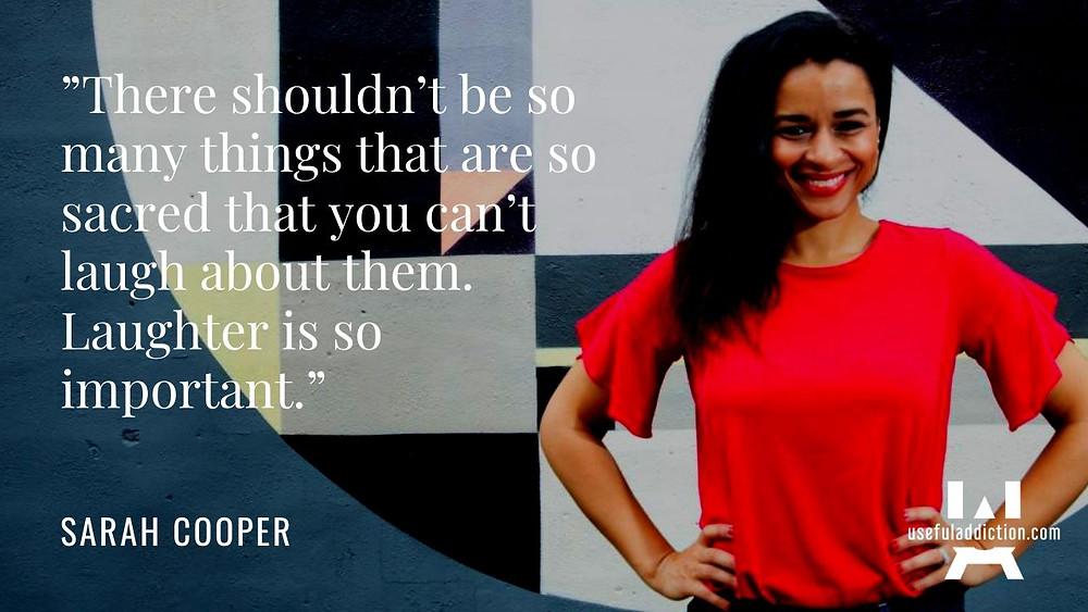 Sarah Cooper Quotes