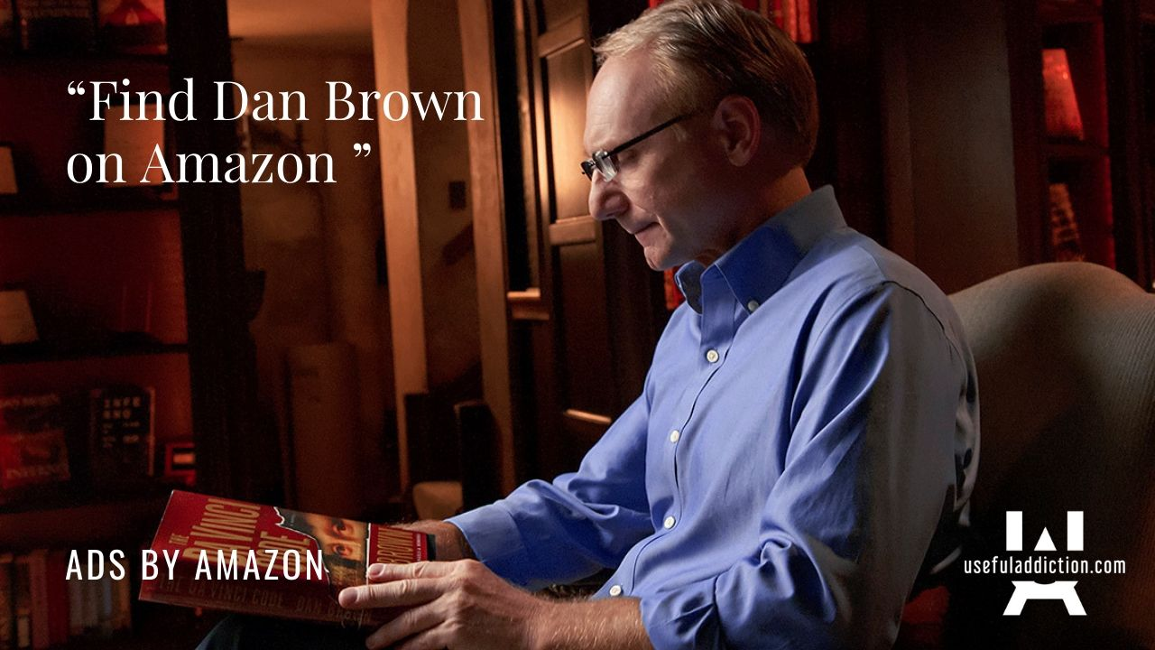 Dan Brown Amazon