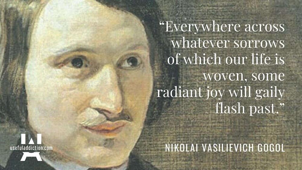 Nikolai Vasilievich Gogol Quotes