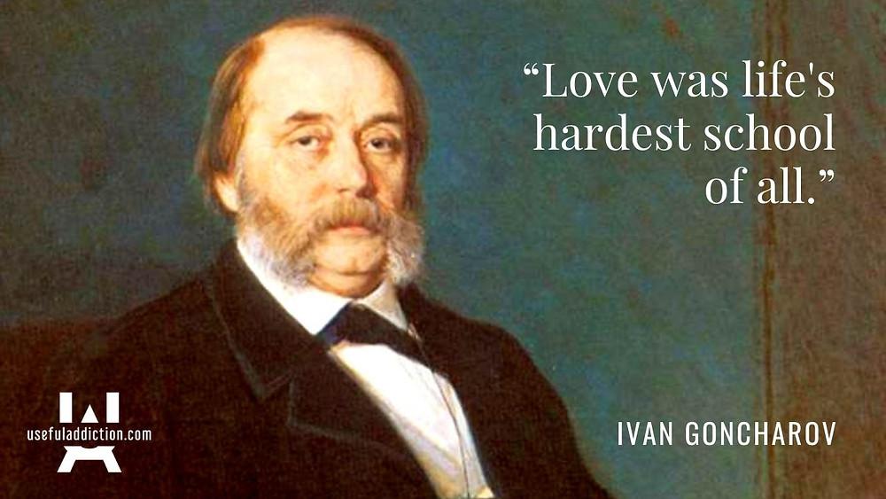 Ivan Goncharov Oblomov Quotes