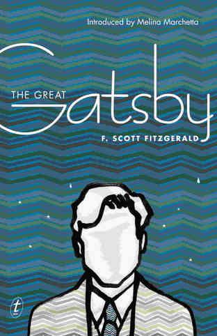 The Great Gatbsy by F. Scott Fitzgerald