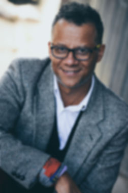 Marcus Olozulu - Author photo