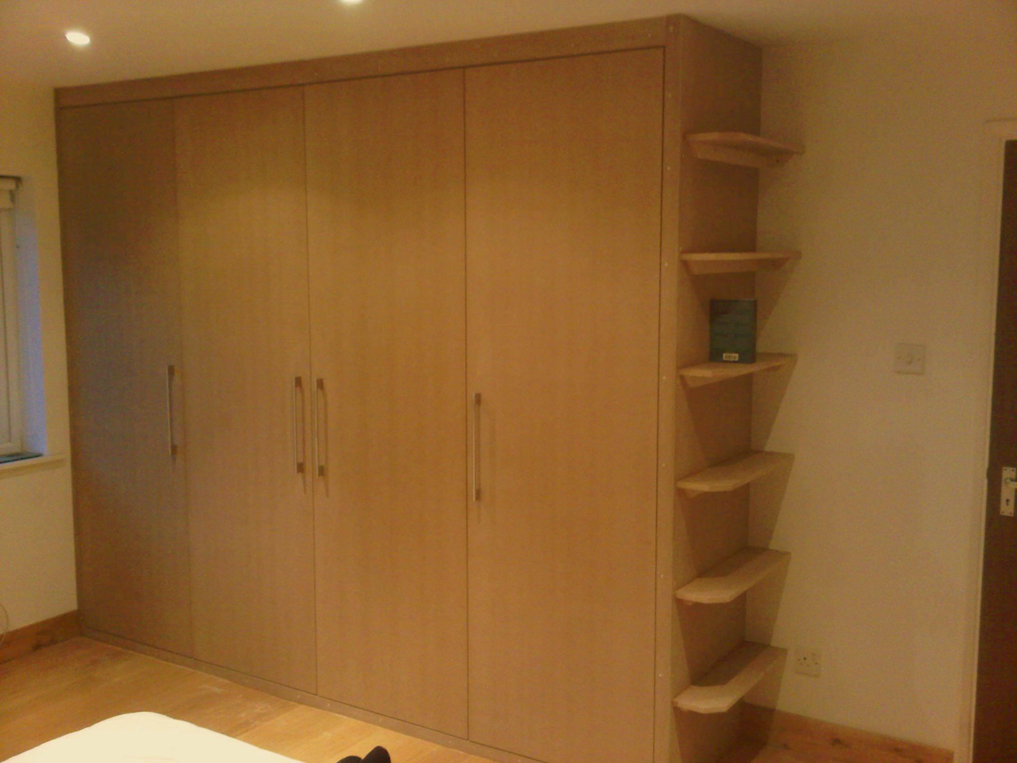 Master Bedroom Wardrobe