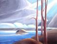 Sunlit Island