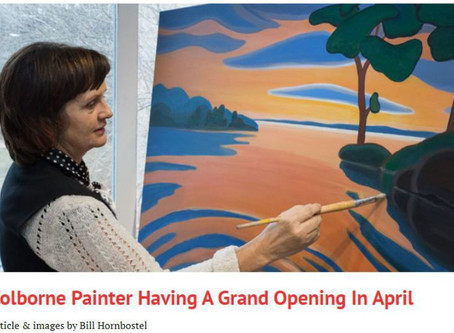 Bärbel Smith Gallery in Cramahe Now News