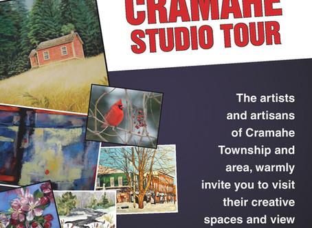 Visit Bärbel at Cramahe Studio Tour - August 4&5