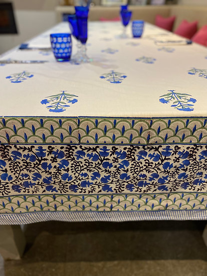 The Jaipur in Blue