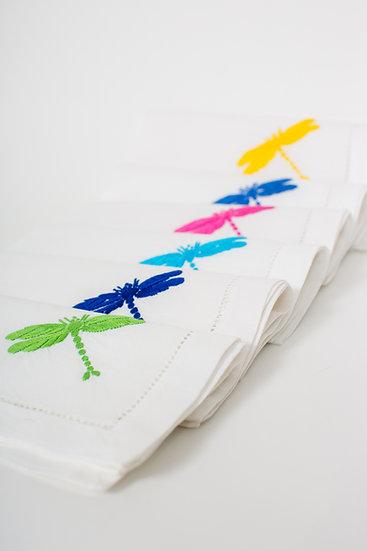 Hand Embroidered Napkins