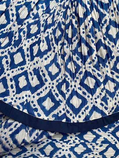 Gypsy Skirt double frill - The Minna