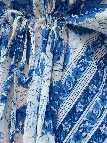 Long Kaftan - The Blue Rose