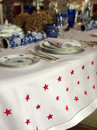 Star Table Cloth