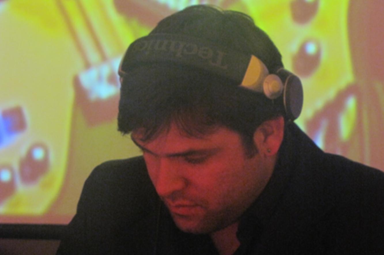 DJ Rodrigo Mattos