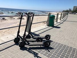 electrek X scooter