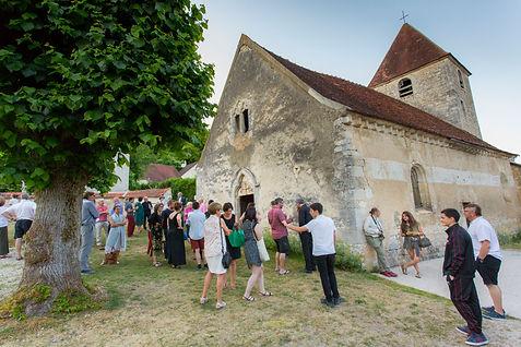 Musiques en Tonnerrois 2019 - concert de clôture / église de Junay
