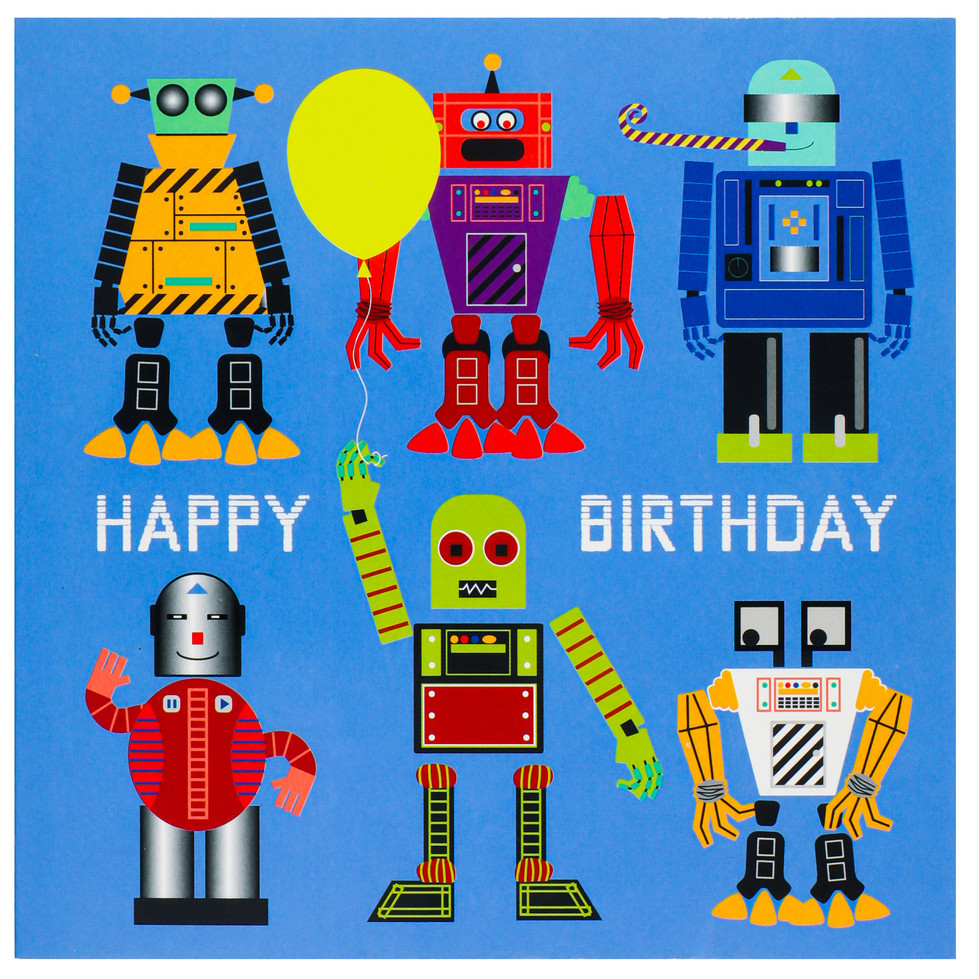 SS20 Paperchase kids birthday card