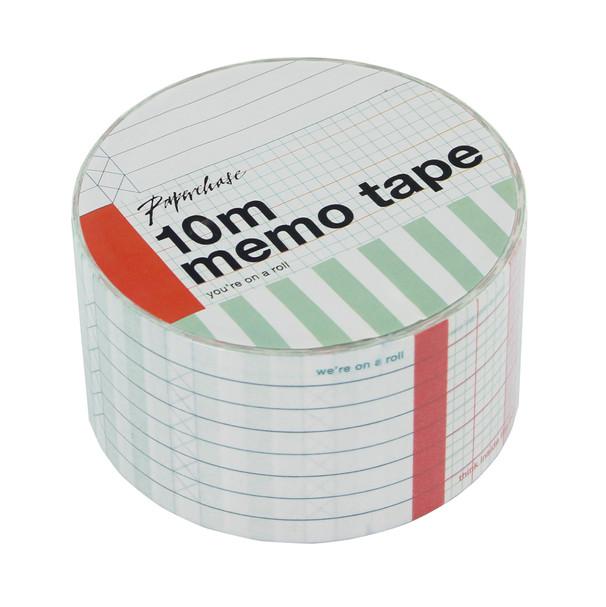 memo tape - packaged