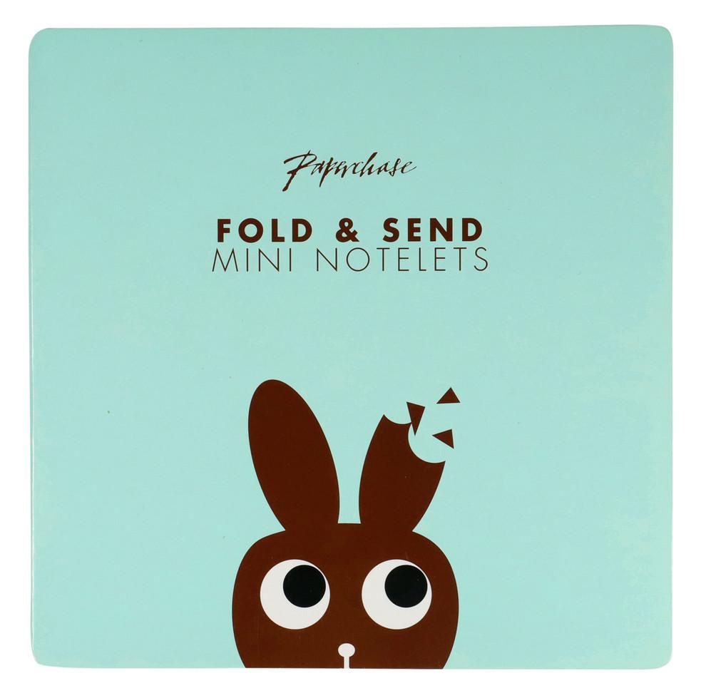 mini Easter notelets