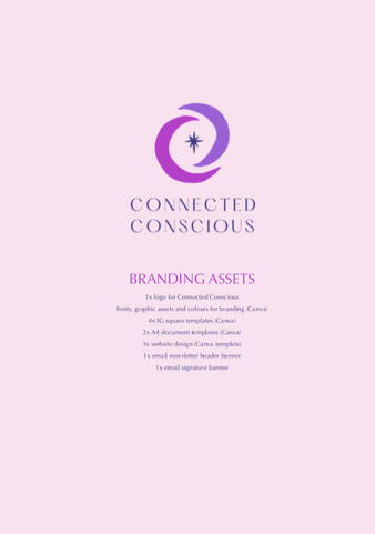 Connected Conscious Branding Guide