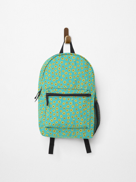 Backpack in buttercups