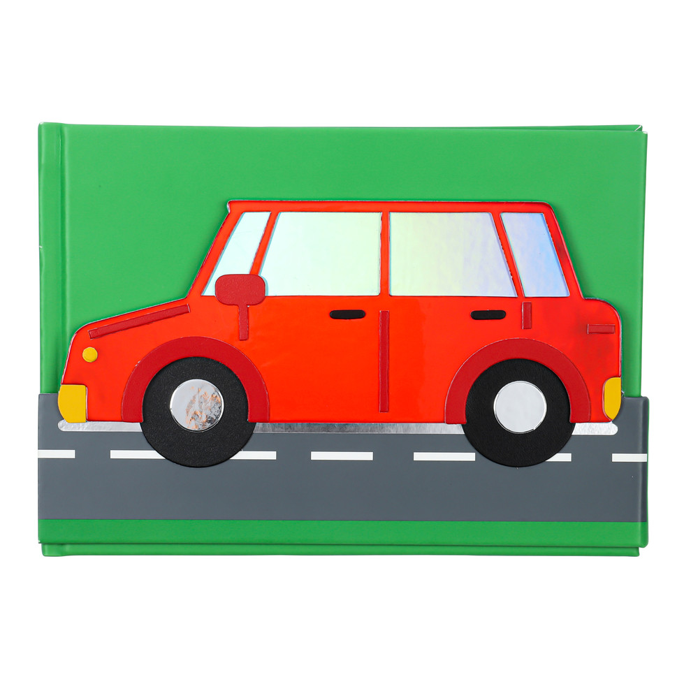 SS20 Paperchase kids car notebook