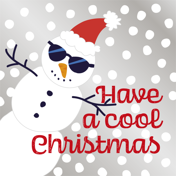 have a cool Christmas