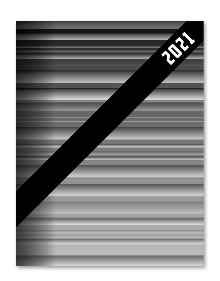 gradient stripe diary
