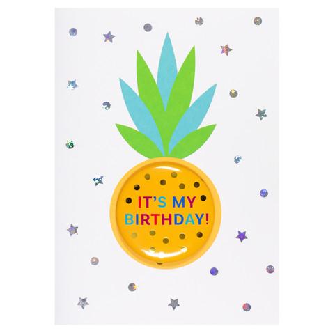 Pineapple badge