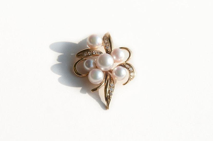 Mikimoto pearl pedant - SOLD
