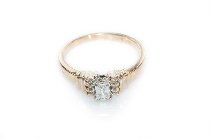 Eclectic diamond