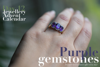 Purple Gems on Sale!