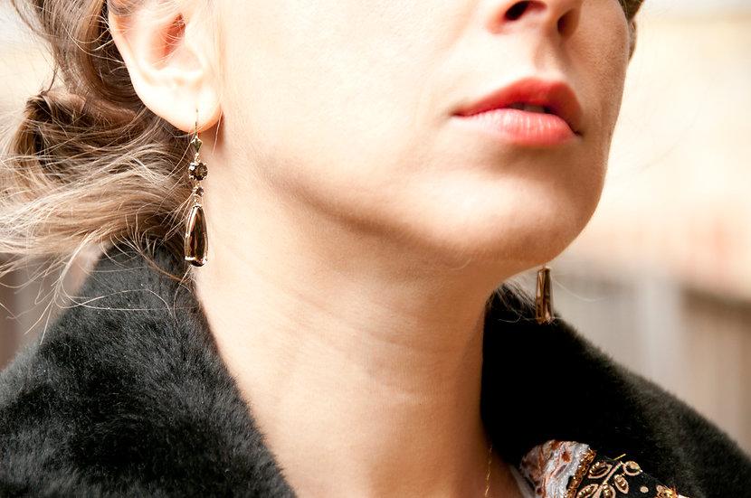 Ball Invitation Earrings