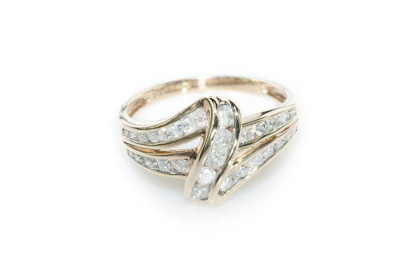 Diamond twist - SOLD