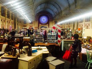 Places to V.shop: Xmas Fair at Alexandra Palace