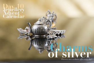 Charms of silver