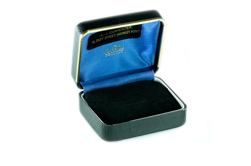 Black & blue box (KK025B)