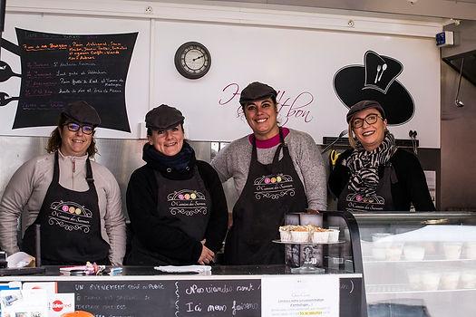 Foodtruck Ô Camion des Saveurs - copy. Renaud Fourcade - PyRAWnéens