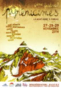 Pyrenicimes Affiche 2014