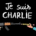 Je Suis Charlie by Jean Jullien