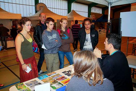 Stand Village Expo Pyrenicimes 2014 copy Daniel Devolder