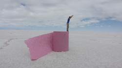 Salar d'Uyuni - Carole Lafontan