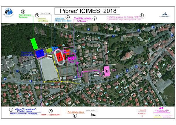 2-Village_Pyrénicimes_2018_Accès_&_Local