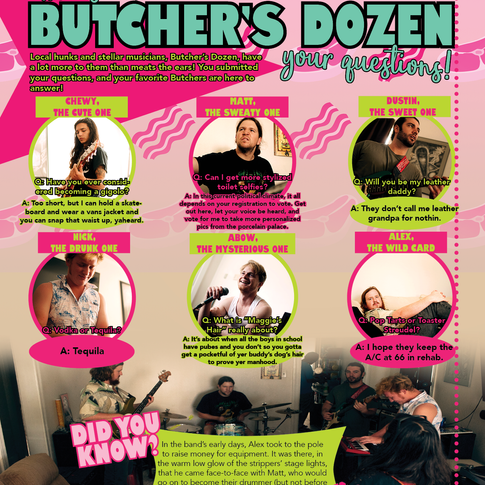 Fake Magazine Feature
