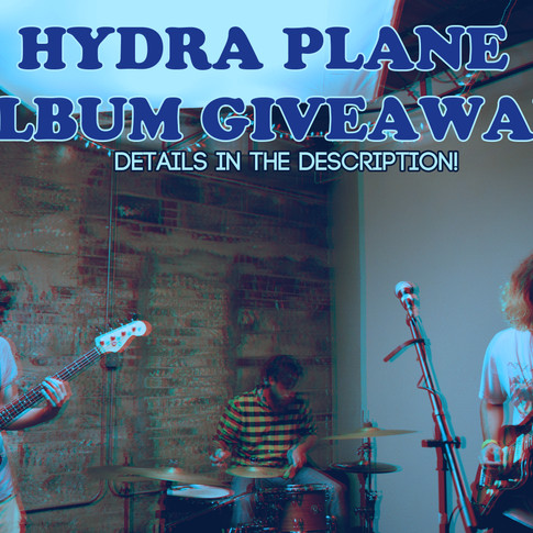 Album Giveaway Online Promotion Image