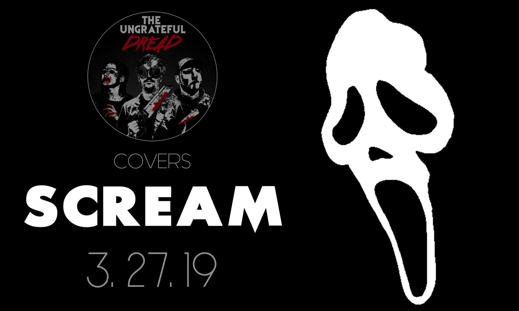 The Ungrateful Dread Scream Promo
